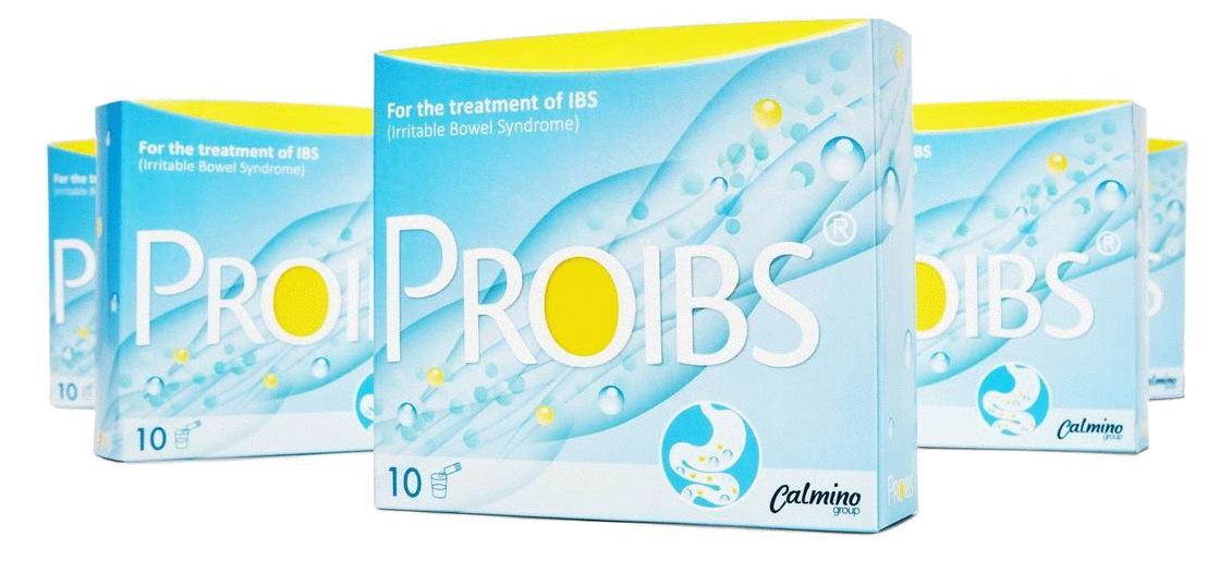 5 packages of PROIBS