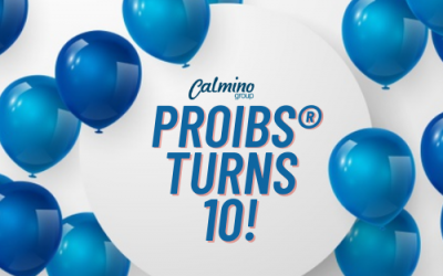 Calmino Group's PROIBS® Turns 10 Years Old